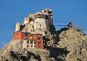 Leh Palace Leh Ladakh