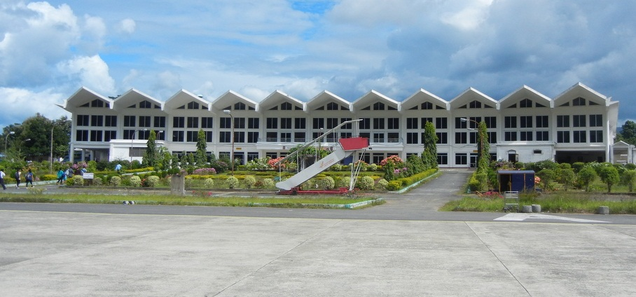 Lengpui_Airport_Building