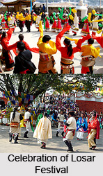 Losar Festival  Arunachal Pradesh 1