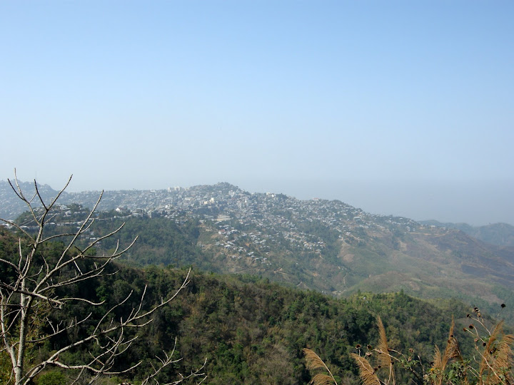 Lunglei_View