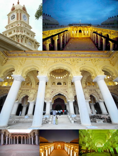 Madurai_Nayak_Palace_Collage