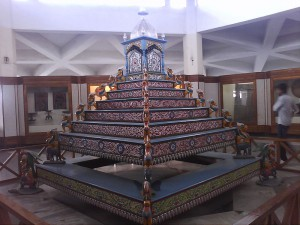 Manikut inside Kalakhetra
