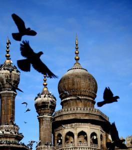 Mecca Masjid at Hyderabad
