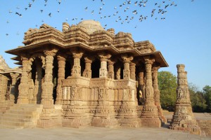 Mehsana modhera temple