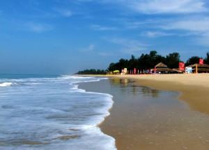 Mobor beach Goa 2