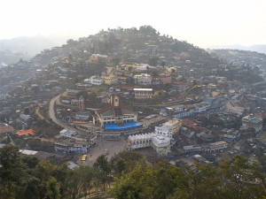 Mokokchung city