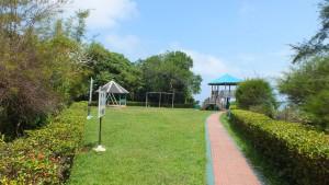 Mount Harriet park view