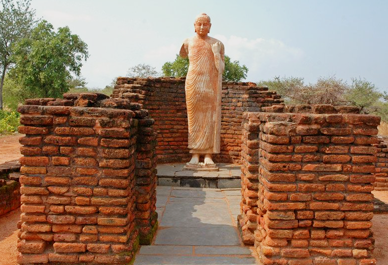 Nagarjunakonda-Island