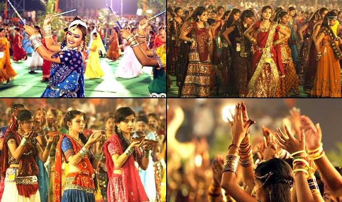 Glimpse of the World's Largest Dance Festival- Navratri