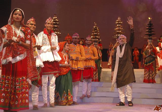 Navrati_festivals in Gujarat