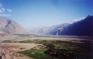 Nubra valley Diskit 2001