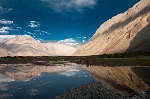 Nubra valley hunder