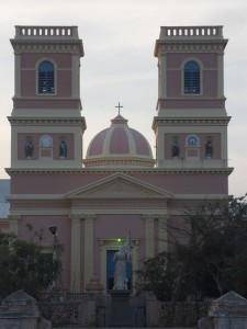 Our Lady of Angels Church Puducherry Front