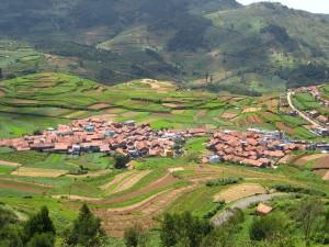 Poomparai village