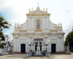 Puducherry Immaculate Conception Cathedral ArM