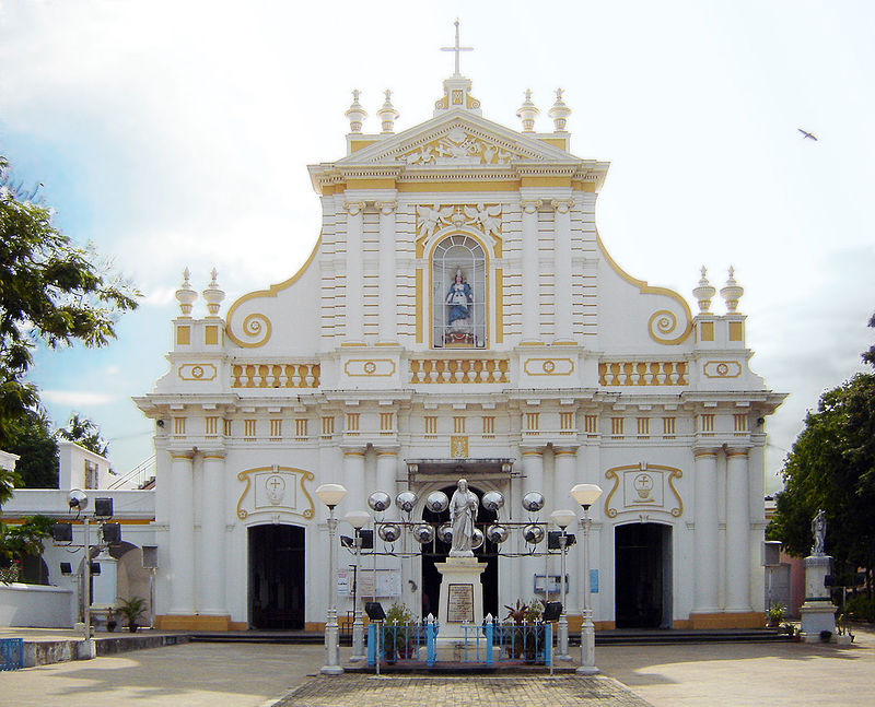 Puducherry_Immaculate_Conception_Cathedral_ArM