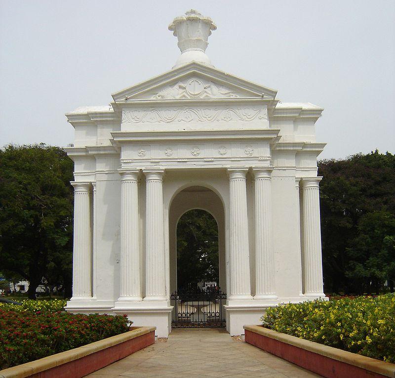 Puducherry_Park_Monument