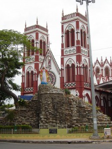 Puducherry Sacred Heart Cathedral 2