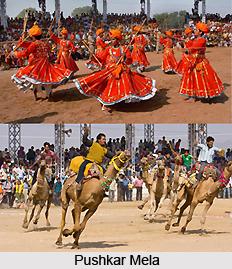 Pushkar Mela Indian Festival Rajasthan