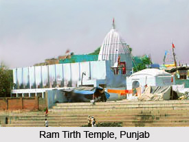 Ram Tirth Temple  Punjab