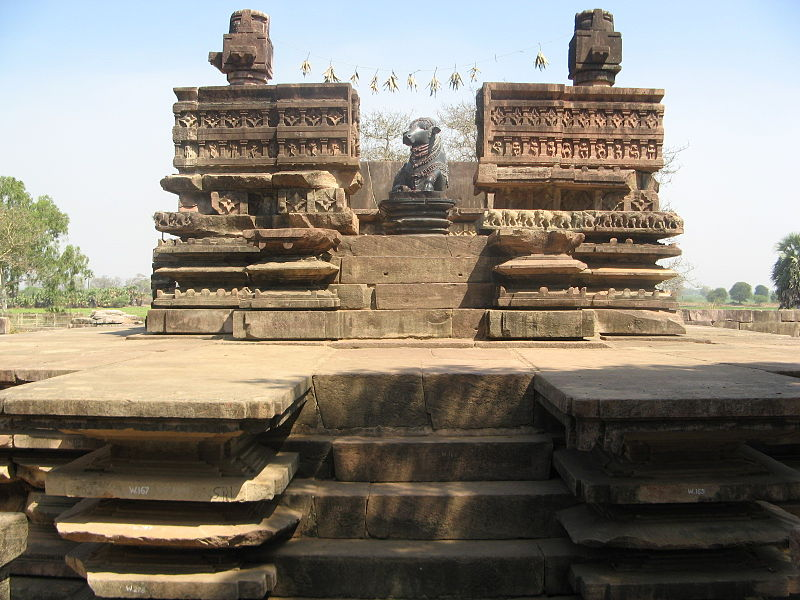 Ramappa_Temple_Nandi_Mandapa