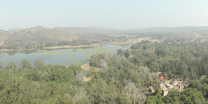 Ranthanbore panaroma