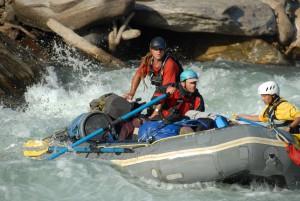 River raffting