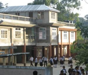 SHSS building