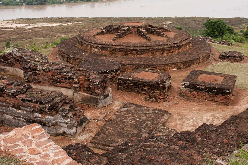 Salihundam_Historic_Buddhist_Remains