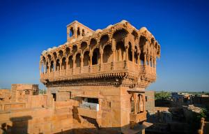 SalimSingh Haveli Jaisalmer