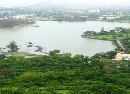 Saputara lake
