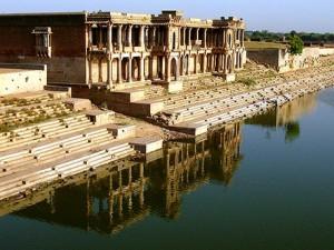 Sarkhej lake