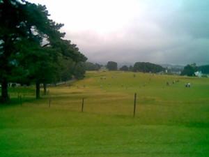 Shillong golf course2