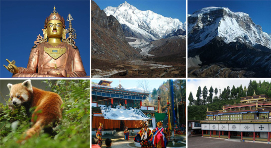 Sikkim – Jewel in the Mountains