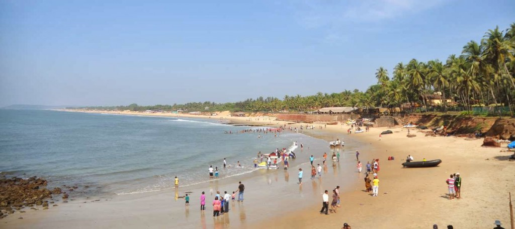 Sinquerim-beach-goa