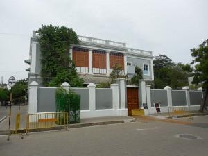 Sri Aurobindo Ashram Pondicherry