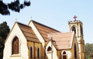St Thomas Church slider main