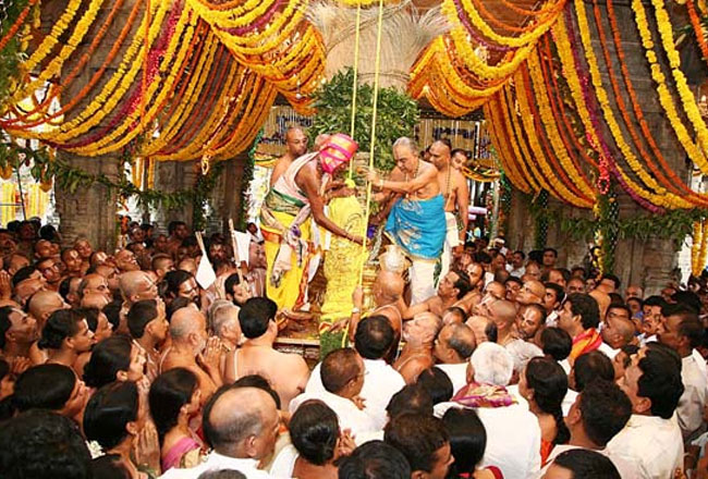 Tirupati-Festival