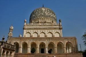 Tomb of Muhammad Qutb Shah in Hyderabad