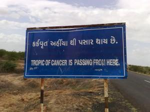 Tropic of CancerRann of Kutch