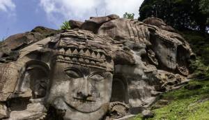 UNAKOTI A HISTORICAL PLACE IN TRIPURA e1463488386642