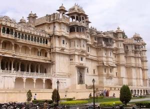 Udaipur City Palace 1