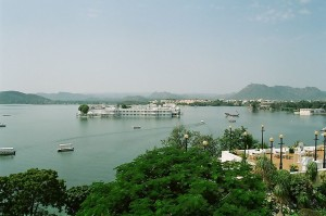 Udaipur Lake India