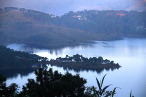 Umiam Lake Shillong Meghalaya India