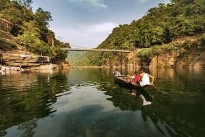 Umngot river Dawki