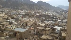 View of Leh Town