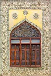 Window chowmahalla palace