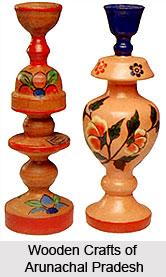 Wooden Crafts of Arunachal Pradesh