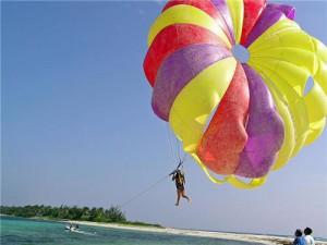 adventure parasailing