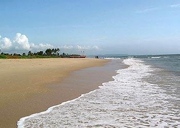 benaulim-beach
